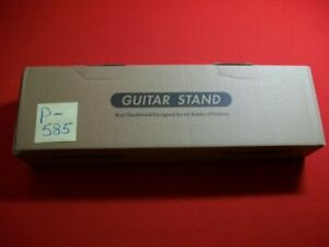 BRAND NEW DONNER DS-3 HARDWOOD ACACIA GUITAR STAND ACOUSTIC,ELECTRIC,CLASSICAL +