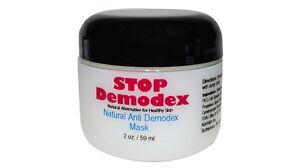 Ovante Anti Demodex Face Body Mask Treatment of Human Demodicosis & Itchy Skin
