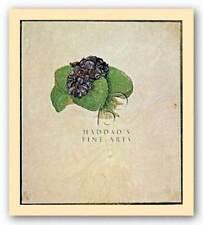 Bouquet of Violets Albrecht Durer Art Print 4x4