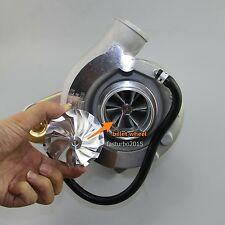 TD05 20G  Billet Wheel Turbo for Subaru Impreza WRX STI EJ20 EJ25 +PIPES+GASKET