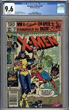 Uncanny X-Men #153 CGC 9.6 NM+ WHITE PAGES