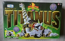 Mighty Morphin Power Rangers Legacy Titanus ToysRUs Exclusive