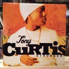 NM LP~TONY CURTIS~Stronger~[OG 2002 AMBASSADOR Issue]~Reggae~[GREY VINYL]~