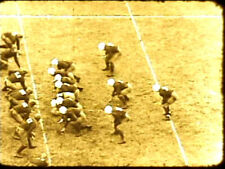 1928-30 Yale Football Highlights 4 Games ALBIE BOOTH vs Harv Dart Prince FREE SH