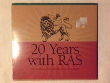 CD 20 years with Ras GREGORY ISAACS BLACK UHURU BUNNY WAILER BOB MARLEY