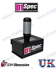 D1 Spec CARBONIO Pomello del cambio 5MT / 6mt Bk / Sv CIVIC TYPE R ACURA INTEGRA RSX S2000 Fit