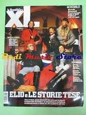 rivista la repubblica XL 30/2008 Elio E Le Storie Tese L. Kravitz Nannini No cd