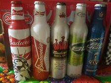 5-3.2% BUD BUD LIGHT BLL & BUD SELECT ALUMINUM BEER BOTTLES CANS BY BUDWEISER