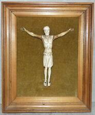"Jesus Christus, Korpus Figur ""Vier Nagel Typus"" , Kreuzigung,18. Jahrhundert"