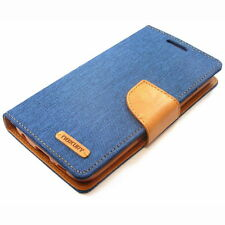 Canvas Mobile Phone Wallet Cases
