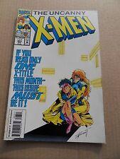 Uncanny X- men 303  . (trading card) Marvel 1993 -   FN +