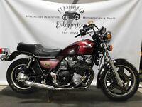 1982 Honda CB900 CB 900 Custom               1980 FREE SHIPPING TO ENGLAND  UK