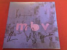MY BLOODY VALENTINE SIGNED VINYL LP X4 MBV KEVIN SHIELDS PROOF