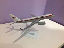 Модель Самолета ТУ-204-300, AIR KORYO, 1/200 модель, ручная работа