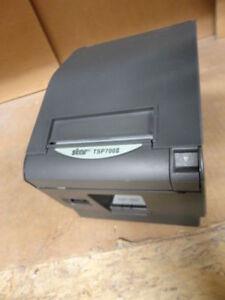 STAR TSP700II Thermal Label Ticket Receipt Printer USB + PSU * TSP743IIU