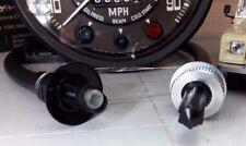 Land Rover Serie 2a 3 VELOCÍMETRO Viaje Reset Botón Cable Unidad 13h92051