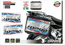 2 Adhesivos Maletas Lateral BMW Vario k 50 R 1200 850 800 VK5036