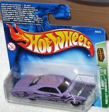 Hot Wheels Treasure Hunt Nr. 1/ 2004; '65 Pontiac Bonneville; super Model; MOC