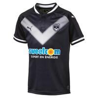 New Puma FCG Bordeaux Pro Anniversary Football Shirt Jersey S -2XL Navy top