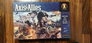 Axis and Allies Brettspiel Klassiker Revised Edition Avalon Hill