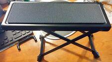 Stageline 5 Position Adjustable Folding Metal Guitar Foot Rest MPN 7590