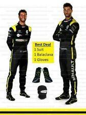2020 f1 Daniel Ricciardo Suit and Gloves Karting Suit and Daniel Karting Gloves