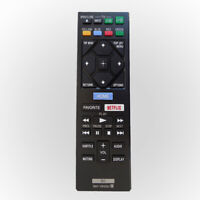 Replacement Remote Control For Sony Blue-ray DVD Players BDP-BX120 &BDP-BX320