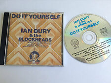 8711539480271 Ian Dury - Do It Yourself STIFF RECORDS RARE CD - MINT - FAST POST