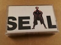 Seal : Vintage Tape Cassette Album from 1991