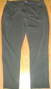 NWOT Patagonia Worn Wear Mens Polartec Lounge Sweat Drawstring Pants Gray  XXL