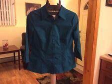 Gorgeous Juniors Petite Covington Essentials Shirt Size M