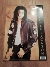 MICHAEL JACKSON * 1993 OFFICIAL CALENDAR * EXCELLENT CONDITION