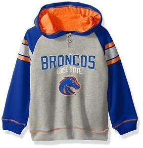 NCAA Boise State Broncos Kids Hoodie, Kids Small(4)