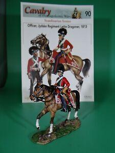 Del Prado Cavalry Napoleonic War Jydske Regiment Lette Dragoner (#90) w/Osprey B