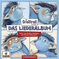 Der Grolltroll - Der Grolltroll - Das Liederalbum CD NEU OVP