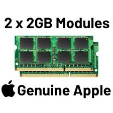 NEW Genuine Apple MD225G/A 2 x 2GB (4GB) DDR3 2011 Mac Mini RAM SO-DIMM Memory