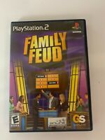 Family Feud Play Station 2 Used Game A07