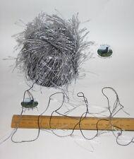 25g balls Filigree knitting wool Grey Shades fancy eyelash trim yarn weaving