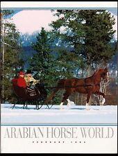 Arabian Horse World - February 1995 - Vol. 35, No. 5
