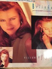 Belinda Carlisle Vision of you/ leave a light on 7""