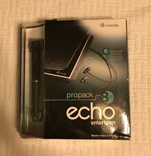 Echo Smartpen Propack 8GB by Livescribe Brand New Windows Mac Notebook