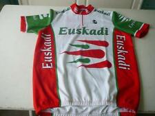 maillot de vélo vintage Euskadi Etxe-Ondo XXXL