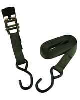 Kombat Army Military Ratchet Camping Cargo Utility Survival Strap Roof Rack UK