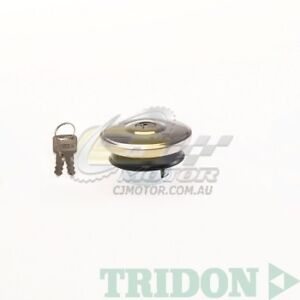 TRIDON FUEL CAP LOCKING FOR Ford Laser KC-KE 10/85-04/90 4 1.6L 8V TFL207