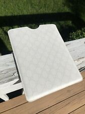 Apple iPad 1 2 3 4 Patterned Vinyl Synthetic Leather Sleeve Case Folio Cover