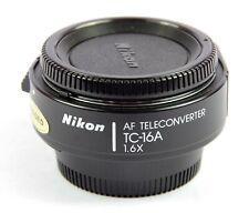 Nikon AF Teleconverter TC-16E 1.6x für Nikon inkl. OVP