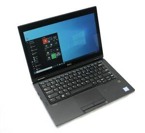 """Dell Latitude 5289 Core i7-7600U 2.80GHz 16GB RAM 512 GB SSD 12.5"""" TOUCHSCREEN"""