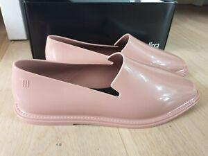 Melissa Nude Pink Jelly Slip-on shoes flats US/AU 9 EU40