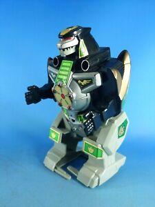 VINTAGE Mighty Morphin Power Rangers Green Deluxe Dragonzord