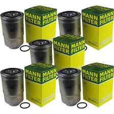 5x MANN Kraftstofffilter WK 940/6 x Fuel Filter